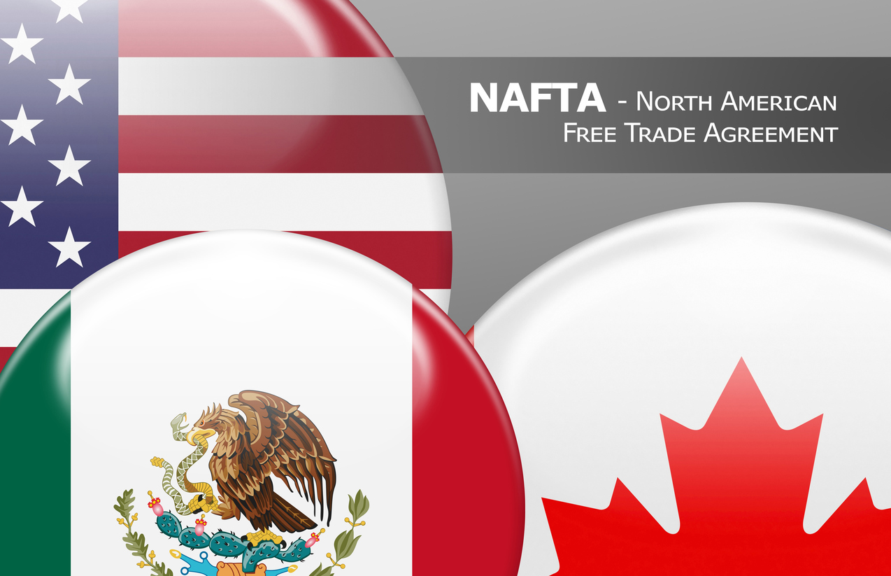 north american free trade agreement nafta North american free trade agreement (nafta) index : preamble : part one: general part: chapter one: objectives: article 101: establishment of the free trade area.